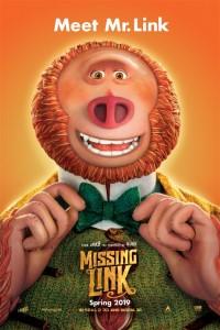 Missing Link [2019]